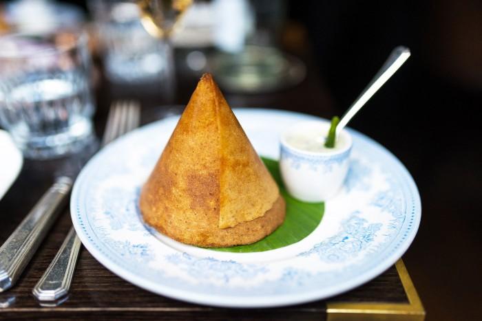 A Superb Feast at Indian Restaurant Gymkhana in Mayfair London