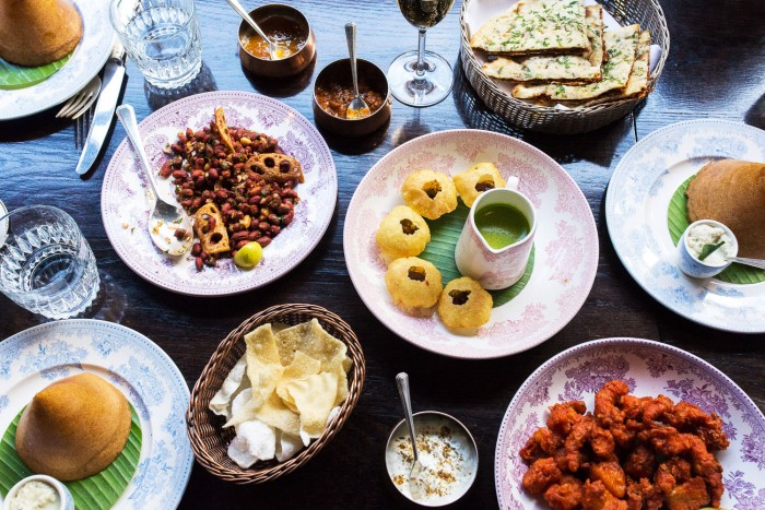 gymkhana indian restaurant in london