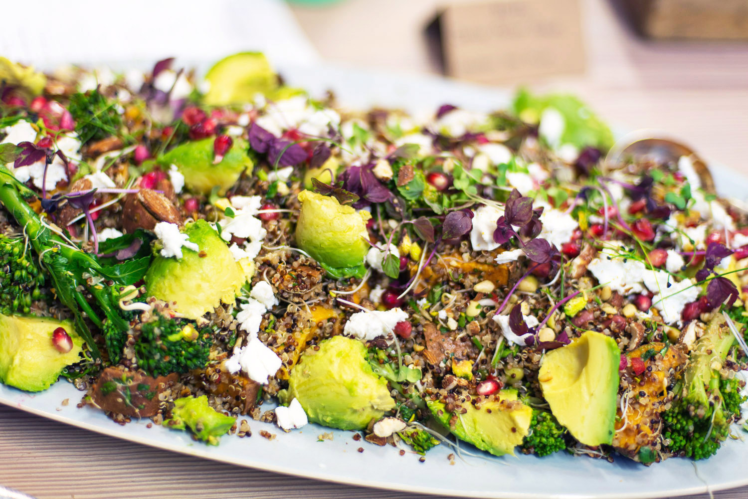 Jamie Oliver S Superfood Salad