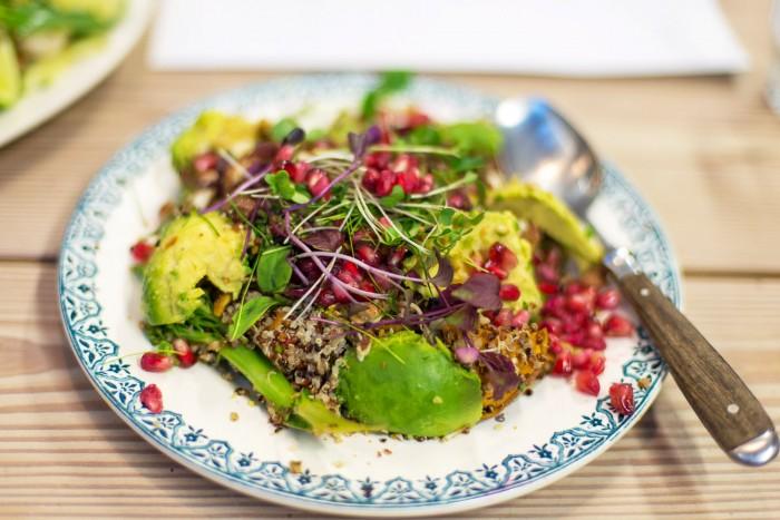 Jamie Oliver Summer Salads