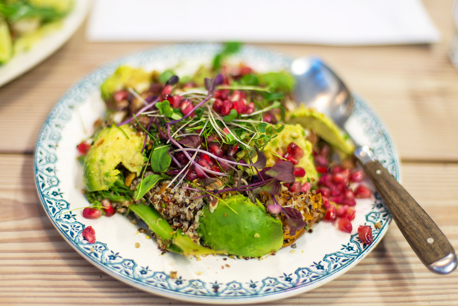 Jamie olivers superfood salad jamie oliver summer salads evening 7 forumfinder Gallery