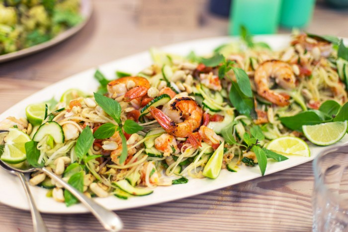 Jamie Oliver Summer Salads Evening-8
