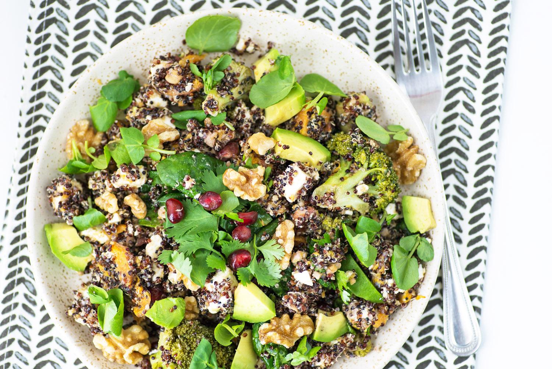 Jamie Oliver S Superfood Salad