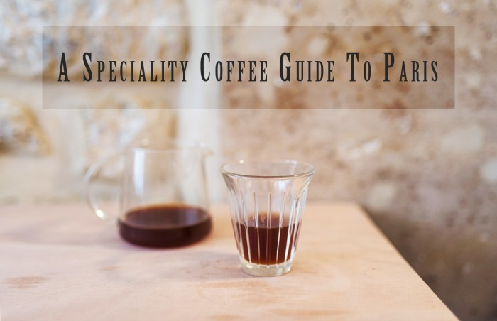 speciality coffee guide paris