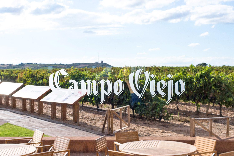 Campo Viejo Winery In La Rioja Spain