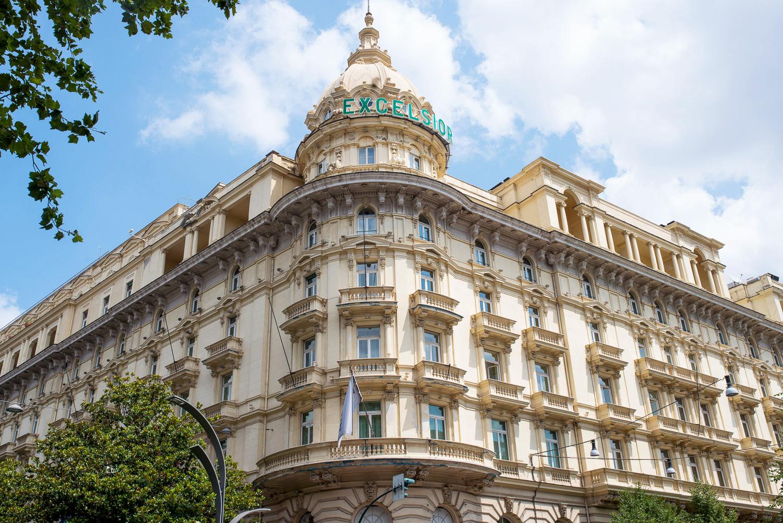 Hotel De Rome Brunch