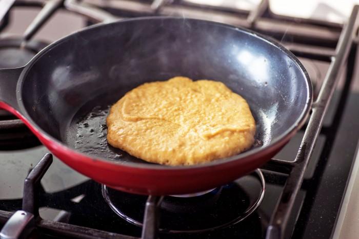 NOPI-Sweet-Potato-Pancakes-Frying