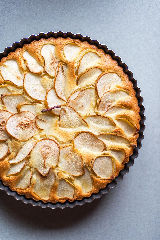 Pear-Almond-Financier-Cake-6