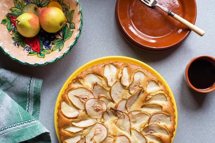 Pear-Almond-Financier-Cake-8