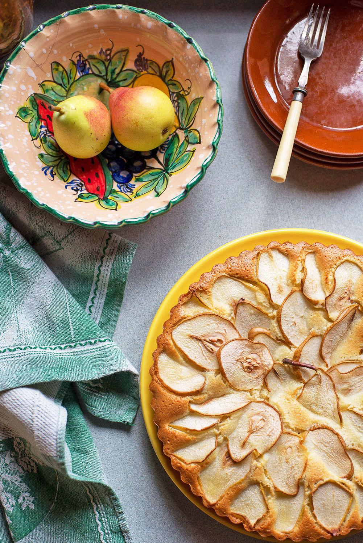 Pear-Almond-Financier-Cake-9