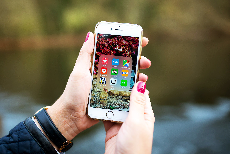 Best travel apps for iPhone smartphones