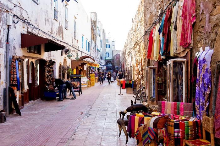 Essaouira-Morocco-Medina