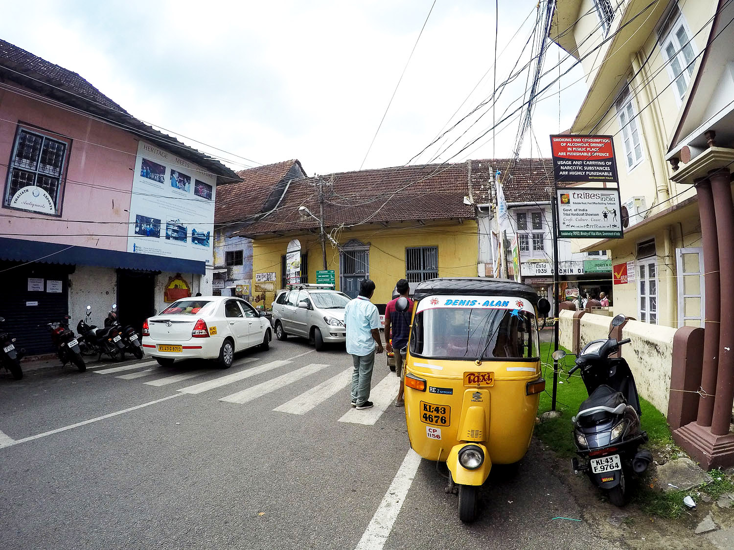 Mattancherry, Fort Kochi (Kerala, India)