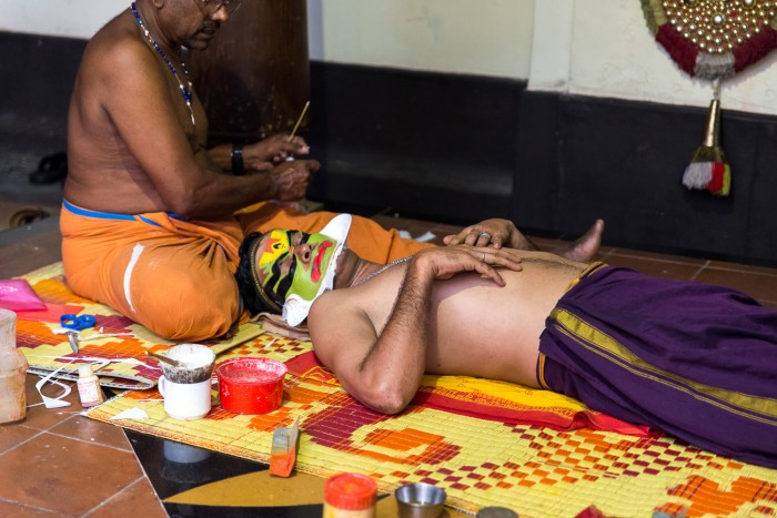 Kathakali-Fort-Cochin-Kerala-1