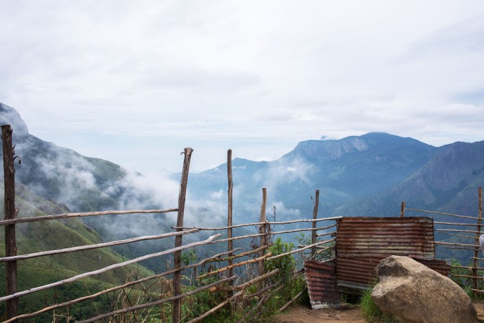 Hiking in the mountains around Munnar in Kerala, near the border with Karnakata | 5 Epic Things To Do in Kerala