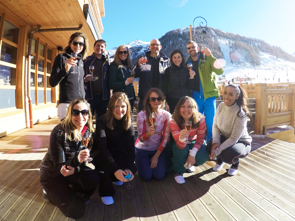 Le Yule Hotel in Val d'Isere