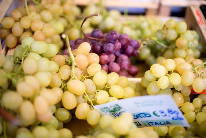 Rialto market in Venice, Italy. Westin Europa and Regina in Venice Personal Food Shopper Tour