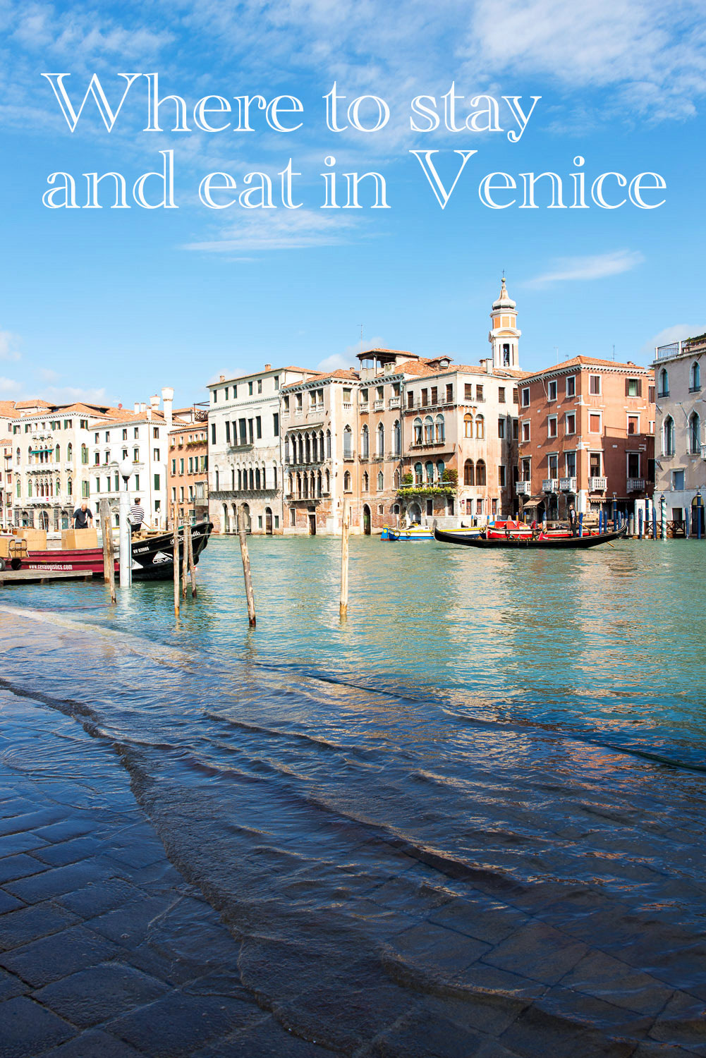 how to spend three days eating out in venice - mondomulia
