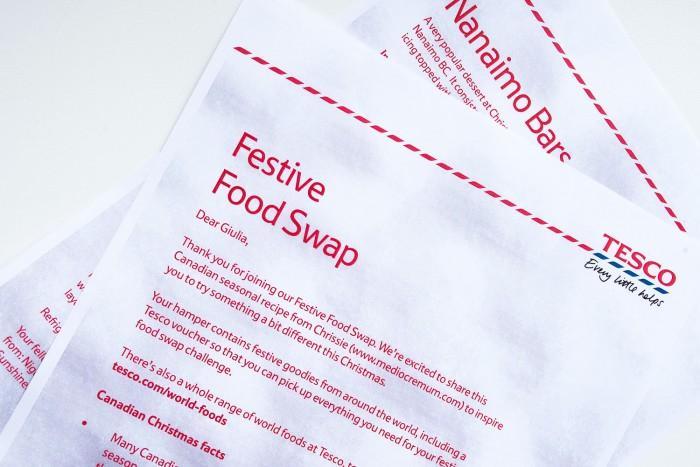festive recipe swap tesco-1