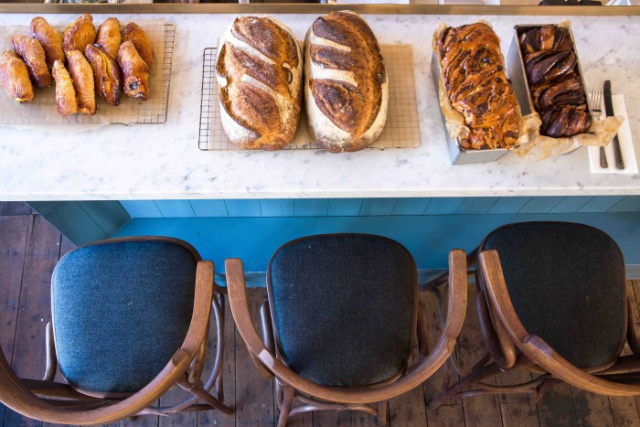 The Good Egg is a newly-opened café and all-day restaurant in Stoke Newington, north London
