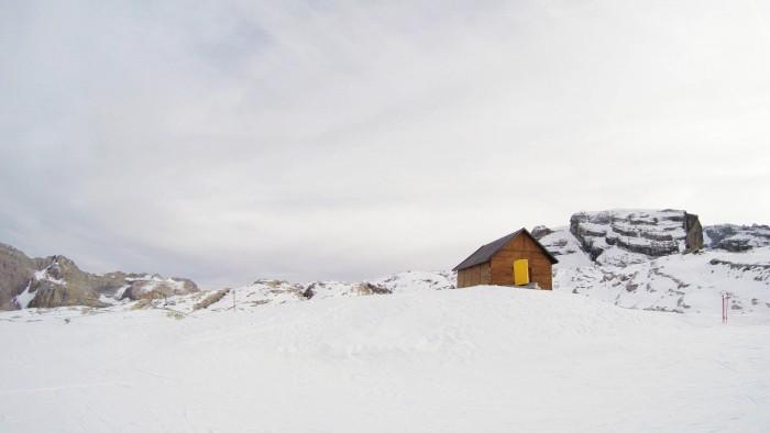 Ski in Trentino - passo Grostè, Madonna di Campiglio.