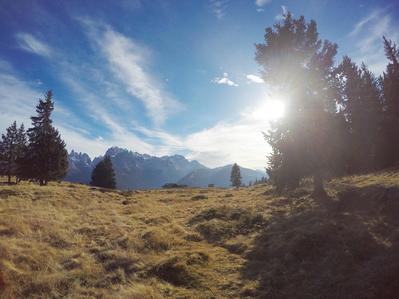 CinqueLaghi- Trekking in the Alps