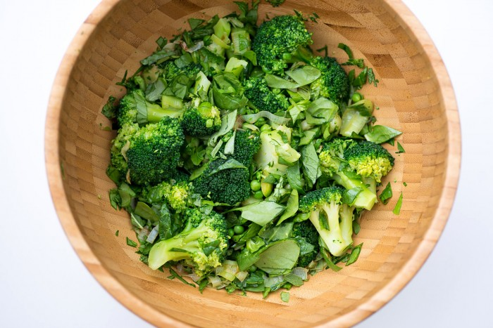 Supergreen Quinoa Salad