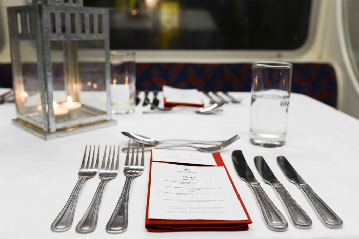 Basement Galley Supperclub in London