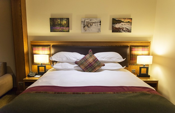 Galgorm Resort and Spa in Northern Ireland