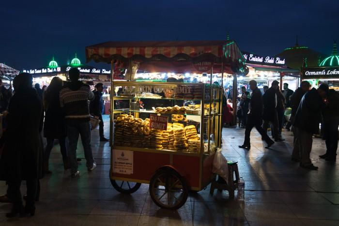 Eminönü, Istanbul Turkey