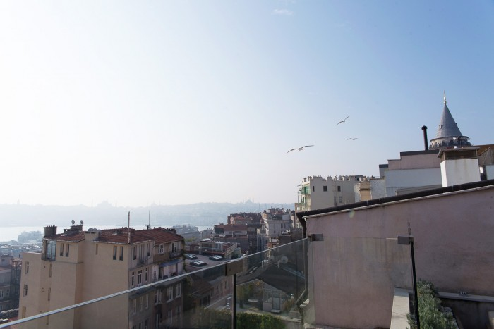 View from Georges Hotel Galata in Istanbul-1