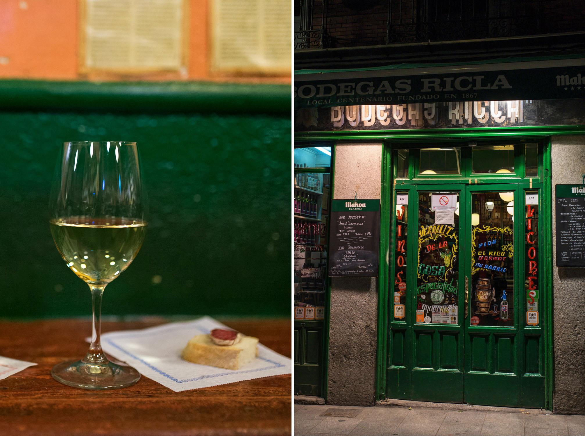 Devour Madrid: Tapas, Taverns & History Tour