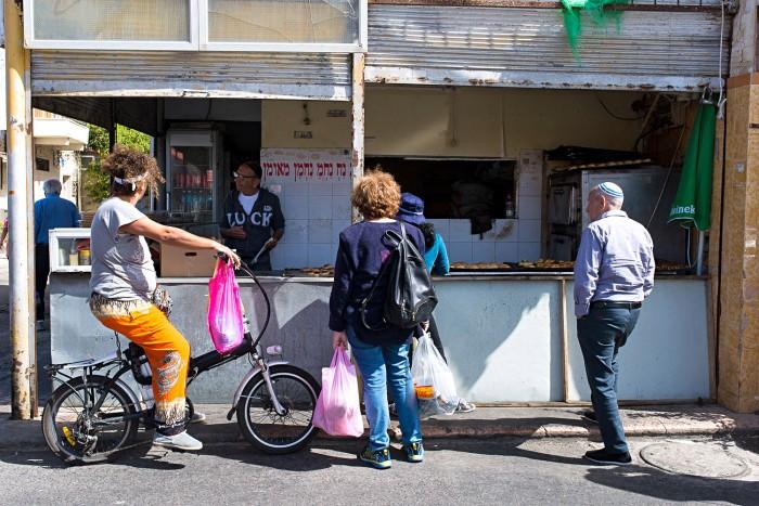 Carmel Market, Shuk HaCarmel. Tel Aviv, Israel
