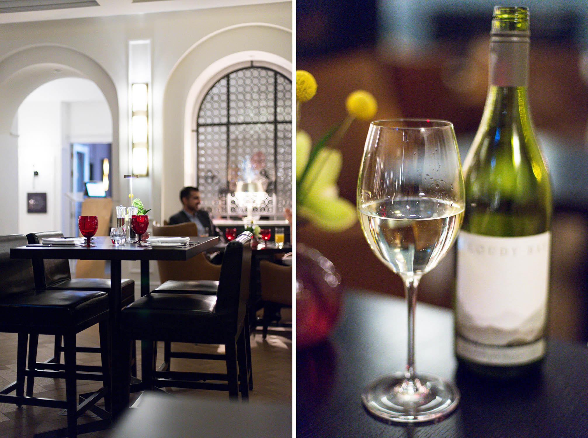 Johann Lafer Restaurant at The Gainsborough Hotel in Bath
