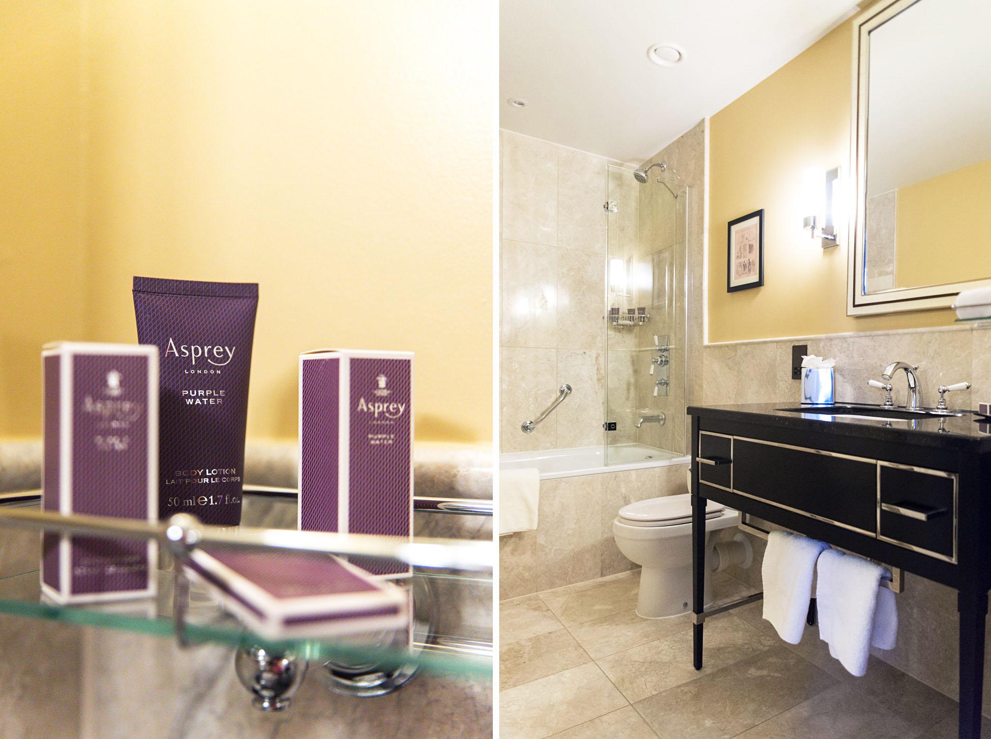 The Gainsborough Hotel & Spa Bath