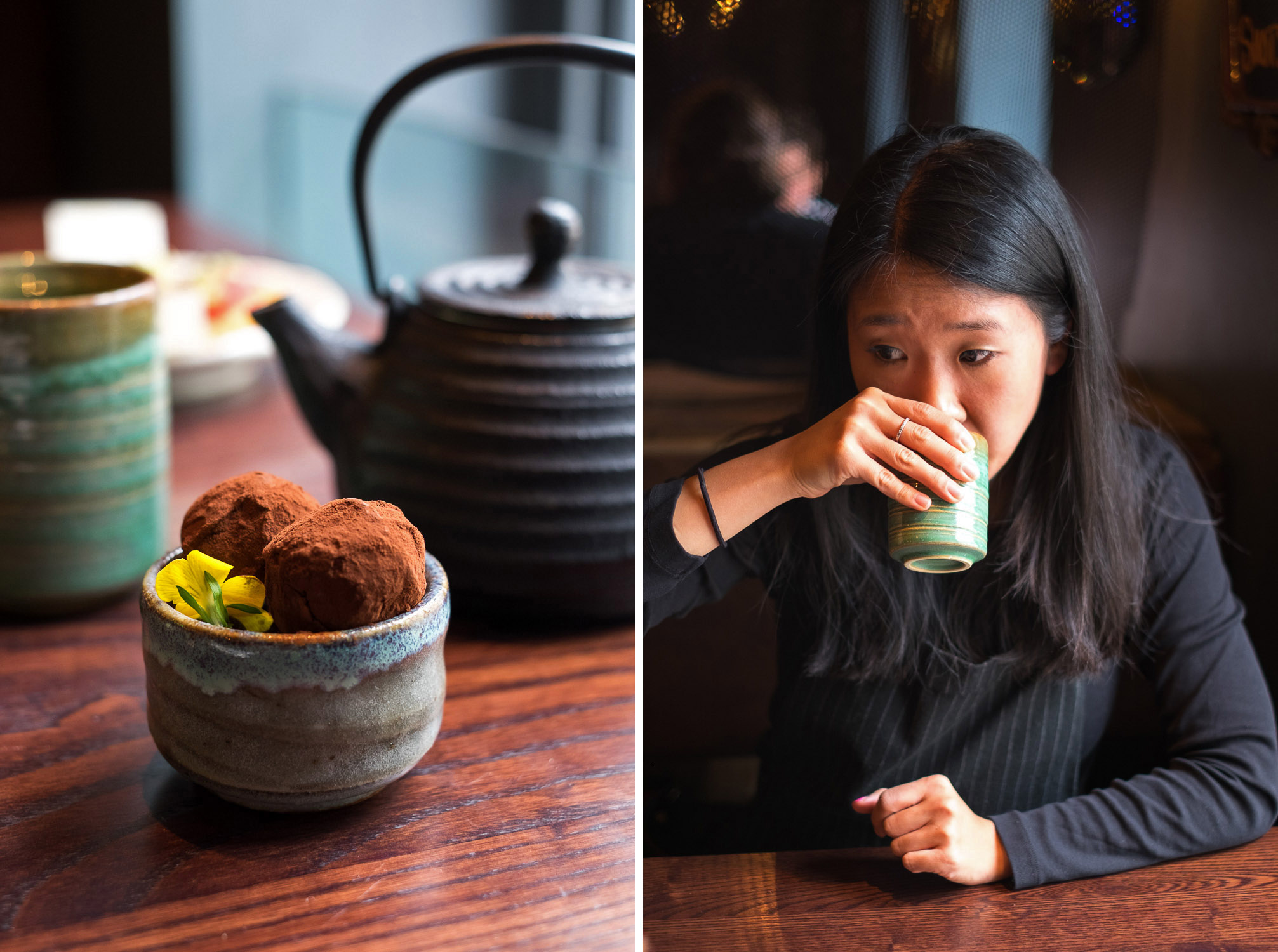 'Tokyo Tea Party' - the new Afternoon Tea Menu at Kurobuta Harvey Nichols in London