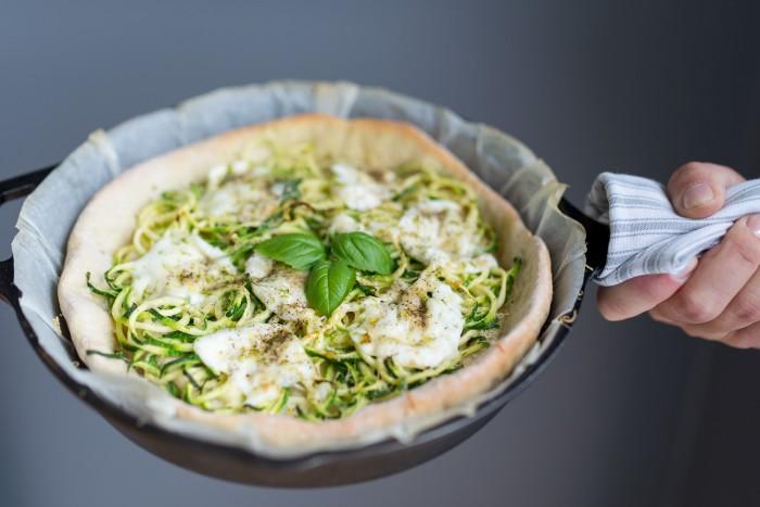 Courgette-Mozzarella-Deep-Dish-Pizza-26
