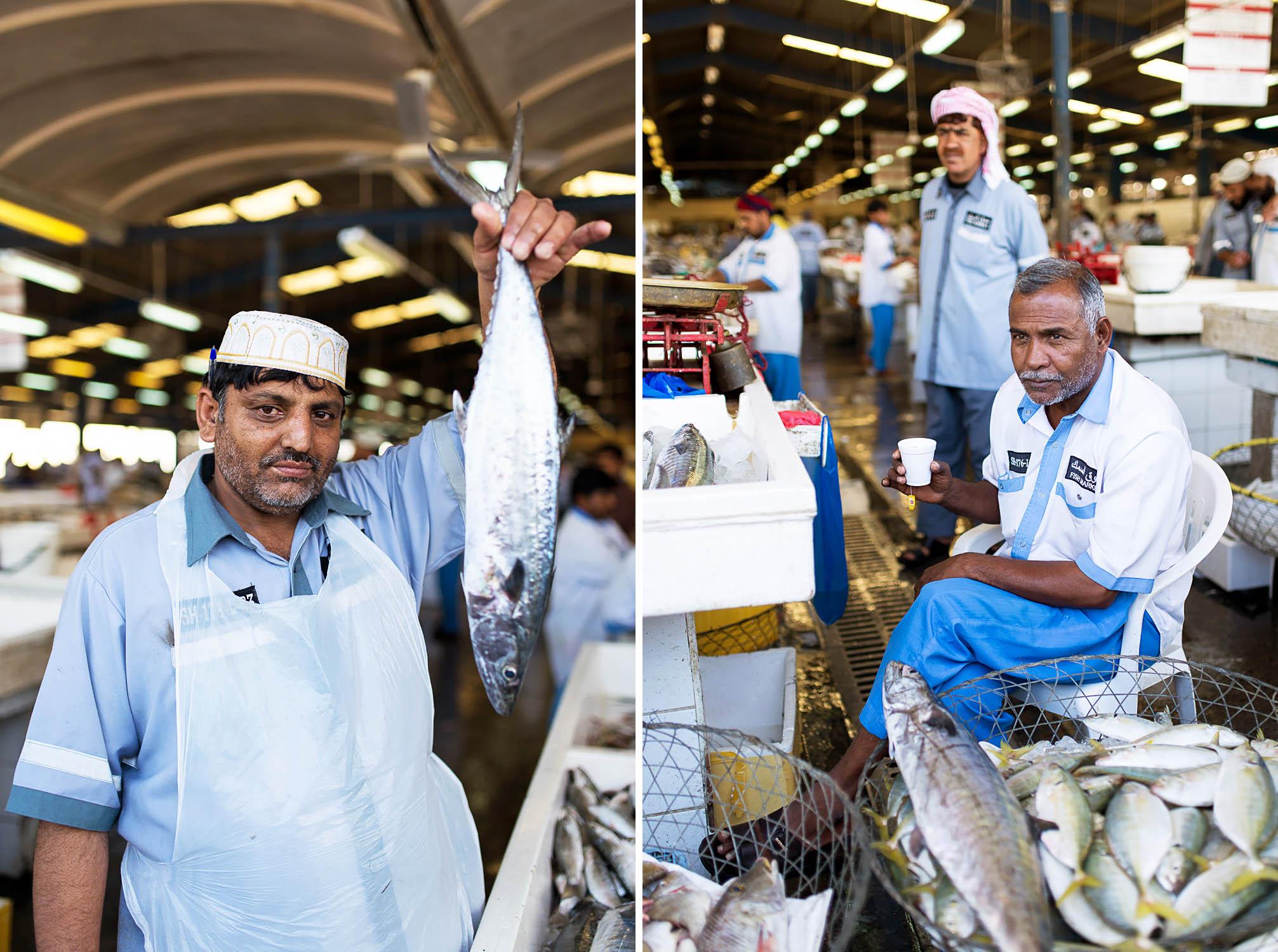 Fish Market - Frying Pan Adventures Food Tour - Dubai