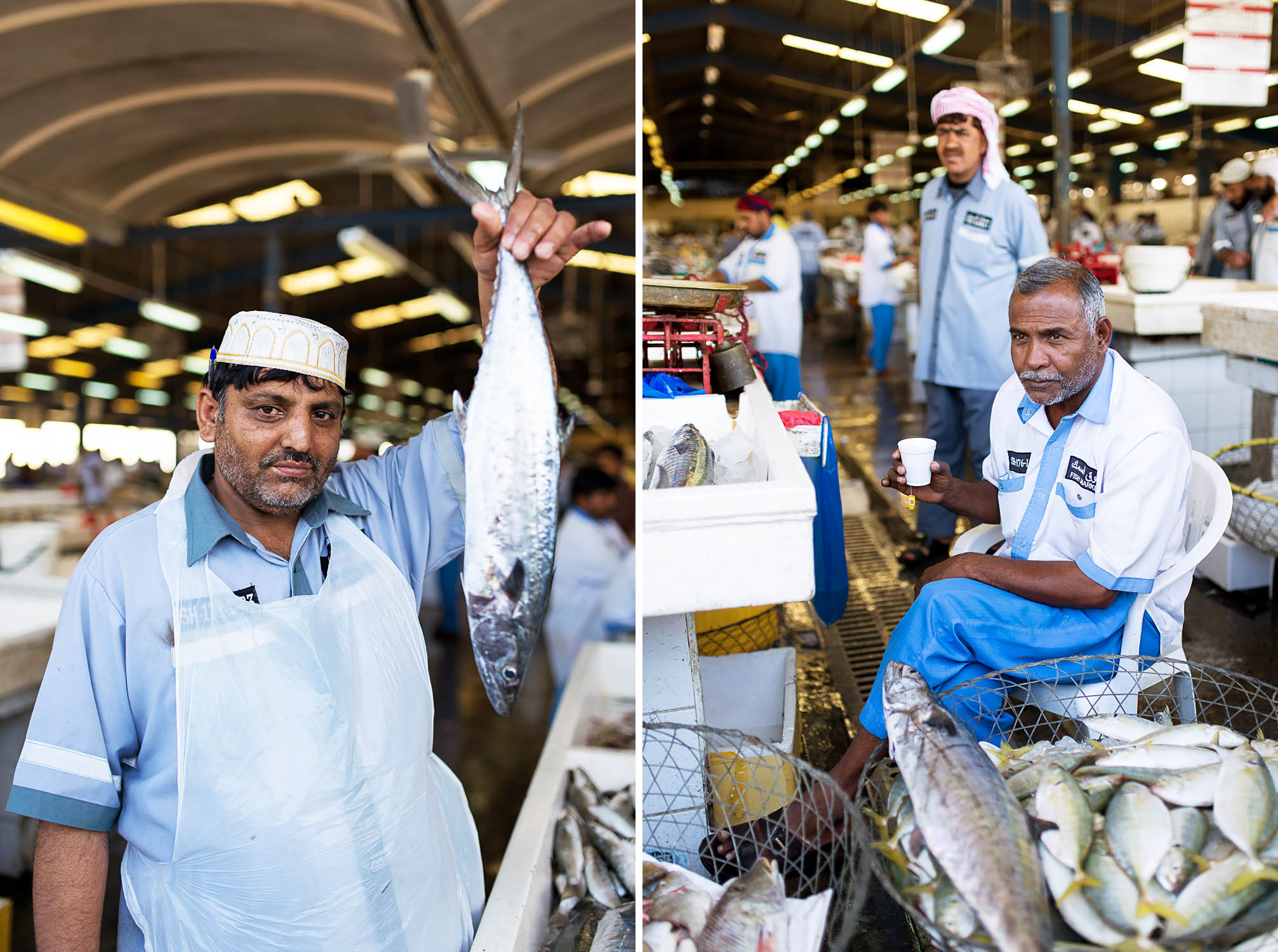 Fish Market - Frying Pan Adventures Food Tour - Dubai