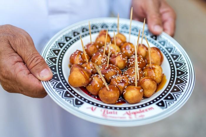 Frying Pan Adventures Food Tour of Dubai Creek, Dubai, UAE