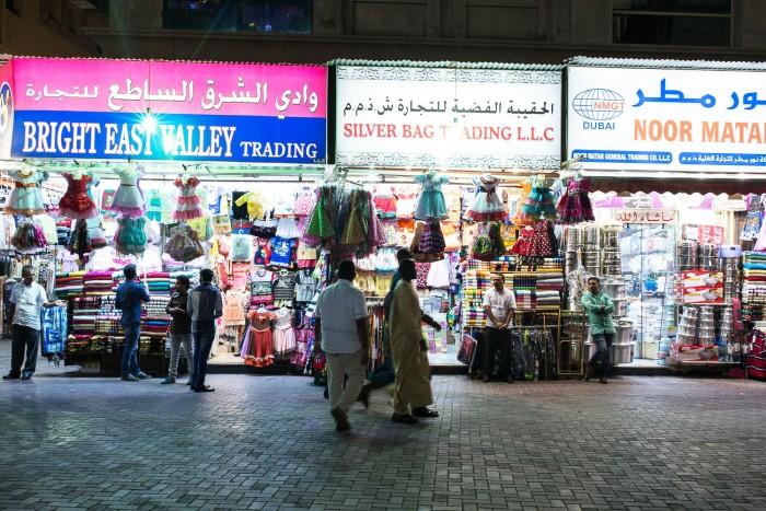 Naif by Night Food Tour - Dubai-4