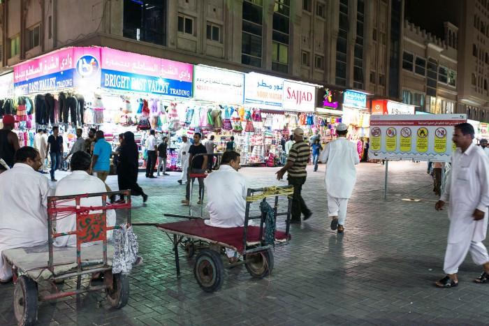 Naif by Night Food Tour - Dubai-5