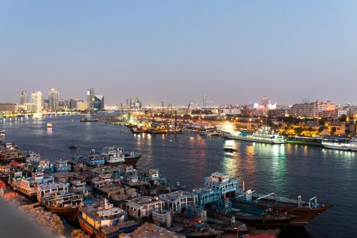 Naif by night tour - Dubai-1