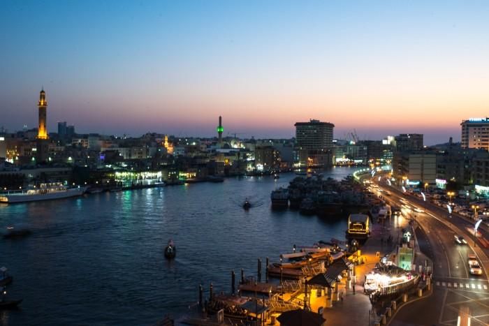 Naif by night tour - Dubai-2