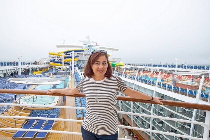 Harmony of the Seas, the world's largest cruise ship and ultimate Royal Caribbean holiday.