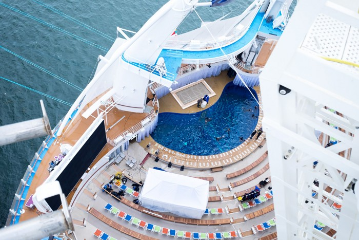 Royal Caribbean Harmony of the Seas - Aqua Theatre