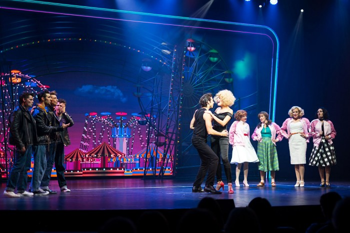 Royal Caribbean Harmony of the Seas - Royal Theatre - Grease musical