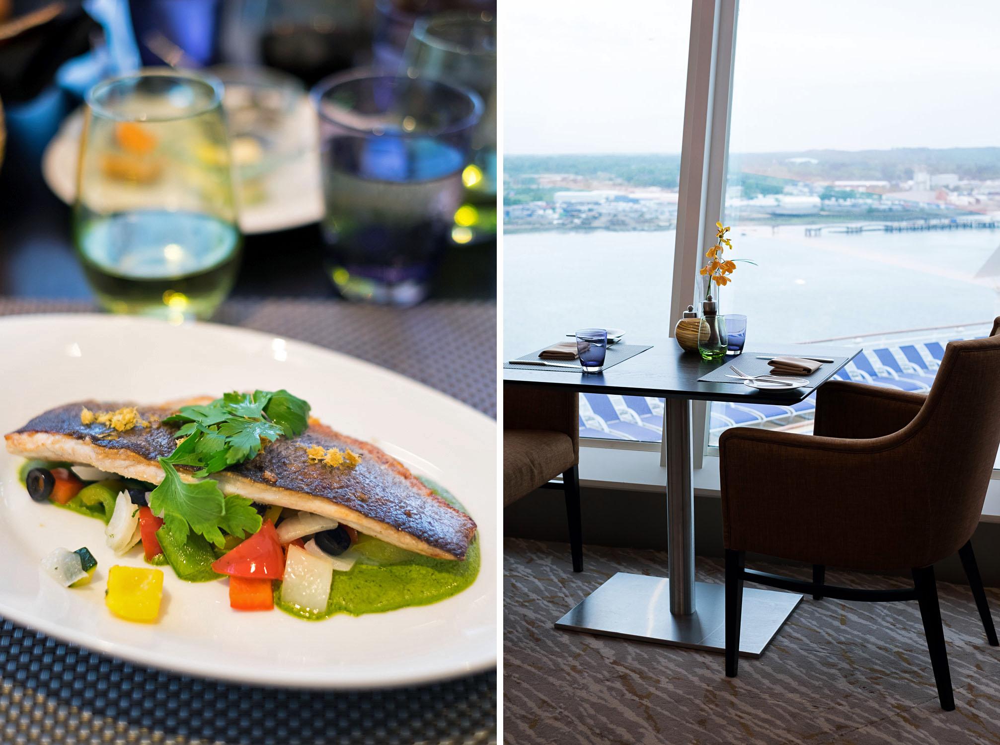Royal Caribbean Harmony of the Seas - Restaurants - The Coastal Kitchen