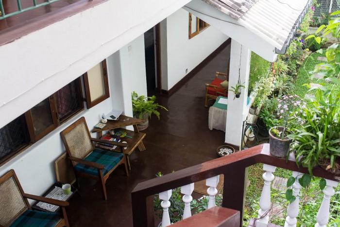Guesthouse in Kandy Sri Lanka