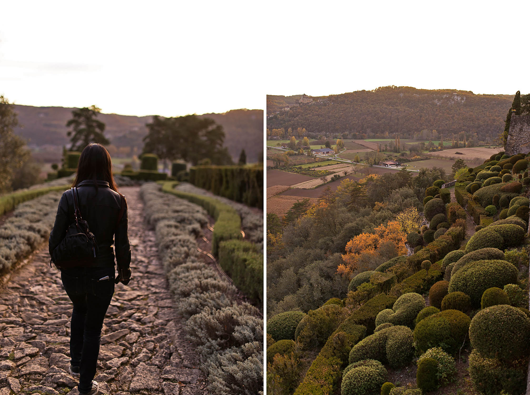 Jardins-Marqueyssac-Dordogne